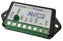 J1772 Active Vehicle Control Board - AVC2
